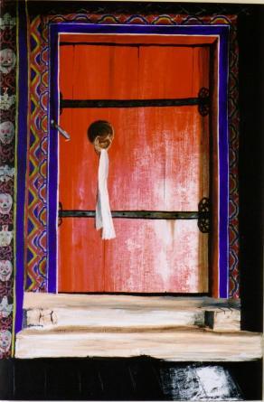 ladakhi door 2