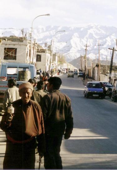 leh street