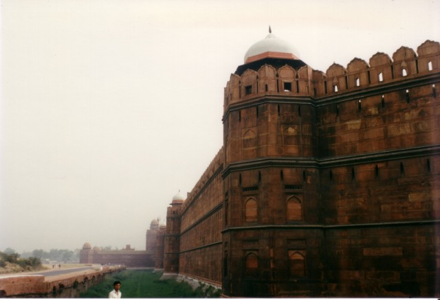 Delhi Red Fort 1