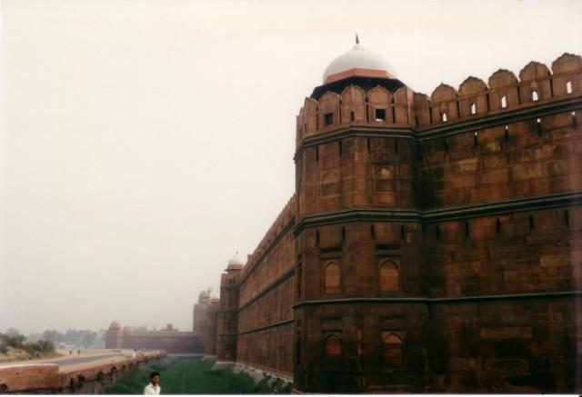 Delhi Red Fort 1