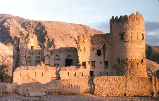 Baushar Fort