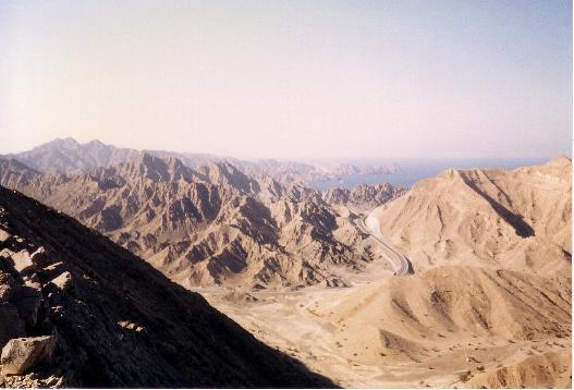 deserty desert