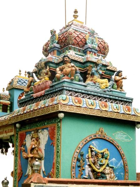 ganesh shrine kodai