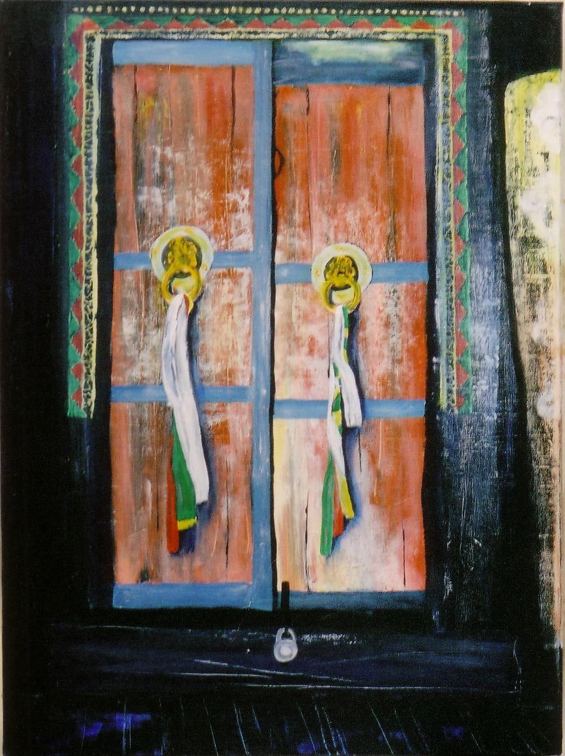 ladakhi door 1
