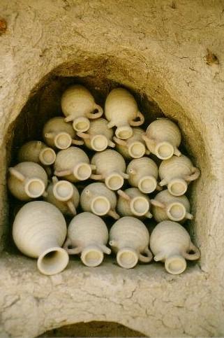 Pots at bala