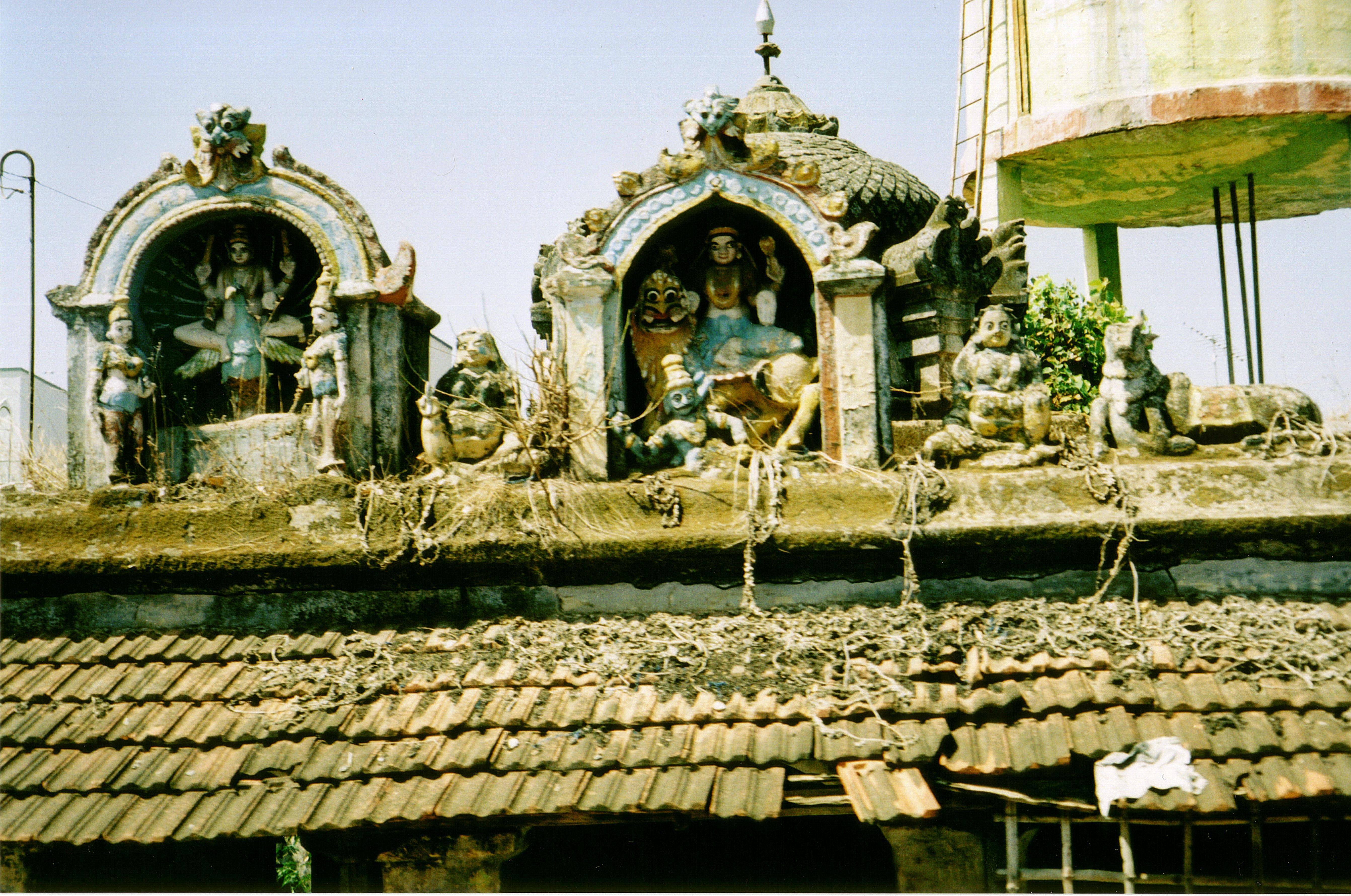 roof shrine