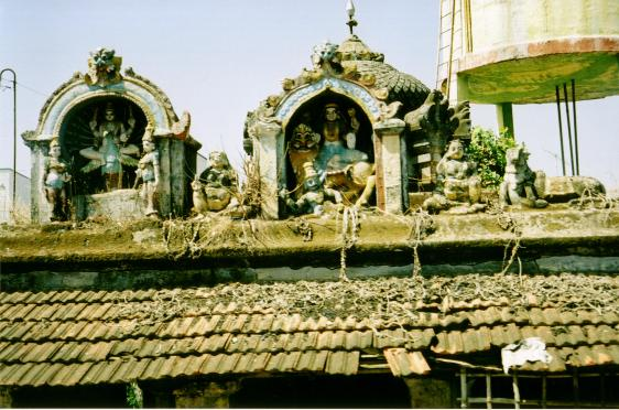 roof shrine